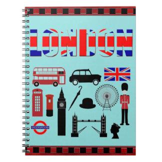 Carnet Londres