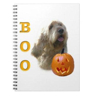 Carnet L'Otterhound Halloween HUENT