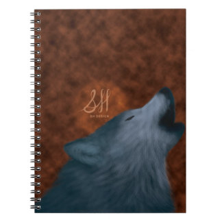 Carnet Loup d'hurlement