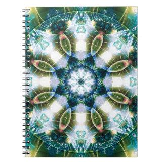 Carnet Mandalas du coeur du changement 13, articles de