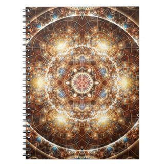 Carnet Mandalas du coeur du changement 17, articles de