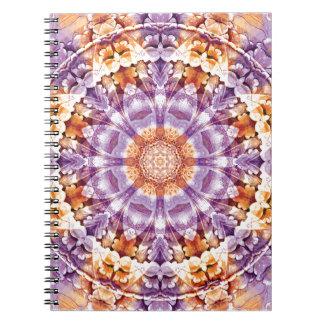 Carnet Mandalas du coeur du changement 19, articles de