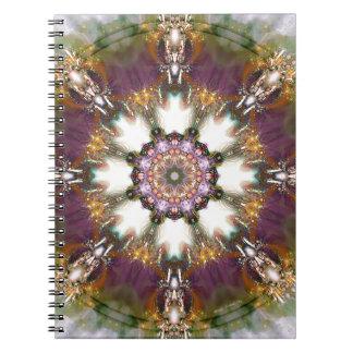 Carnet Mandalas du coeur du changement 1, produits de