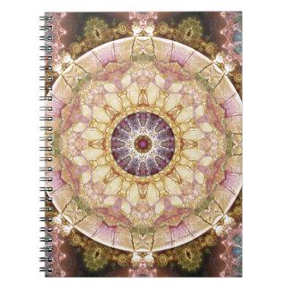 Carnet Mandalas du coeur du changement 2, articles de