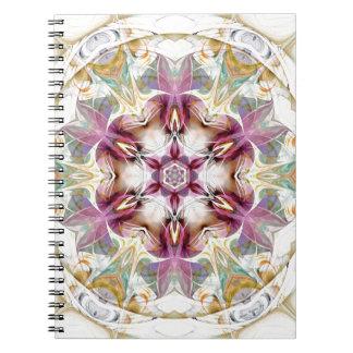 Carnet Mandalas du coeur du changement 7, articles de