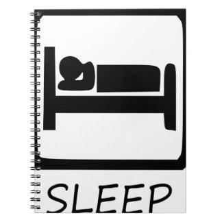 CARNET MANGEZ SLEEP27