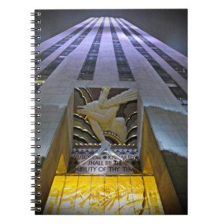 Carnet Manhattan merveilleuse