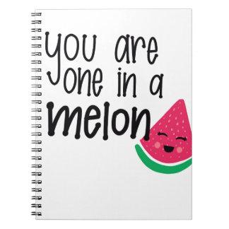 Carnet Melon