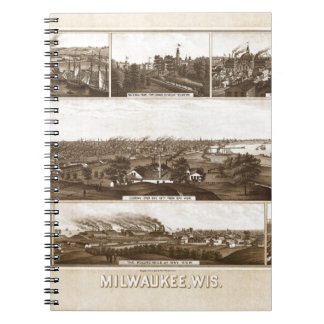 Carnet milwaukee1882