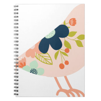 Carnet Miscellaneous - Abstract Bird One