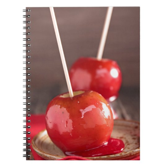 Carnet Miscellaneous - Candy Apple Patterns Four