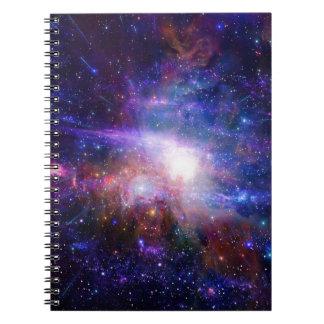 Carnet Miscellaneous - Colorful Space Five