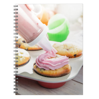 Carnet Miscellaneous - Cupcakes Patterns Eighteen