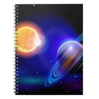 Carnet Miscellaneous - Drawing Space Patterns One
