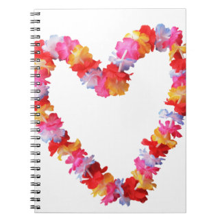 Carnet Miscellaneous - Flowers Heart Six