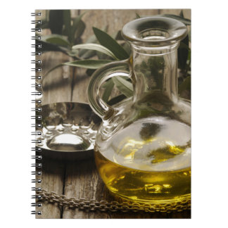 Carnet Miscellaneous - Oil & Olives Patterns Two