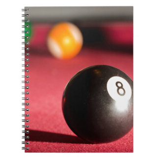 Carnet Miscellaneous - Pool Table Patterns Four