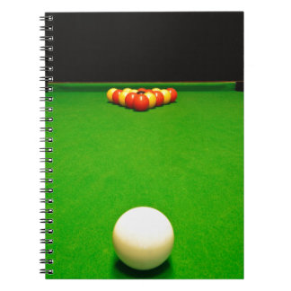 Carnet Miscellaneous - Pool Table Patterns Six