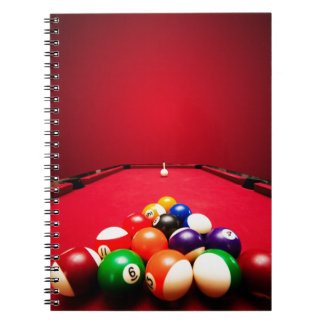 Carnet Miscellaneous - Pool Table Patterns Three