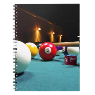 Carnet Miscellaneous - Pool Table Patterns Two