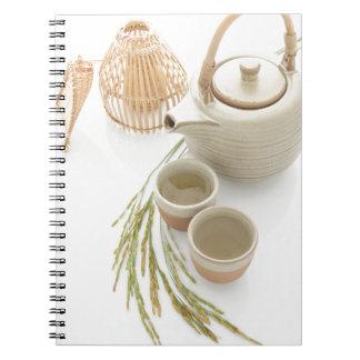 Carnet Miscellaneous - Rice Tea Patterns Eight
