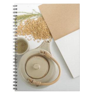 Carnet Miscellaneous - Rice Tea Patterns Five