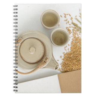 Carnet Miscellaneous - Rice Tea Patterns Seven