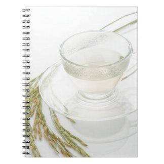 Carnet Miscellaneous - Rice Tea Patterns Two