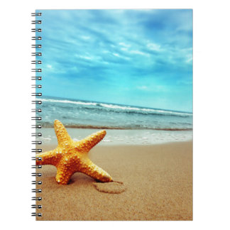 Carnet Miscellaneous - Sand & Shells Patterns Two