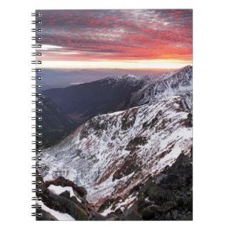 Carnet Miscellaneous - Sunny Mountain Five