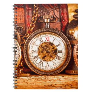Carnet Miscellaneous - Vintage Watch Patterns Seventeen