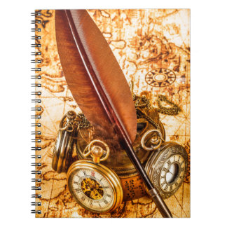Carnet Miscellaneous - Vintage Watch Patterns Two