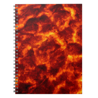 Carnet Miscellaneous - Volcano's Lava Twelve