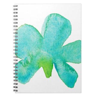 Carnet Miscellaneous - Watercolor Flowers Twenty-Two