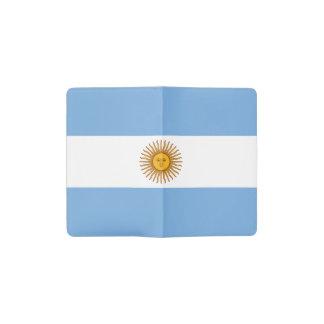 Carnet Moleskine De Poche Drapeau argentin patriotique