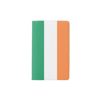 Carnet Moleskine De Poche Drapeau de l'Irlande