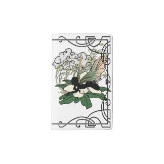 Carnet Moleskine De Poche Fée d'ombre de magnolia
