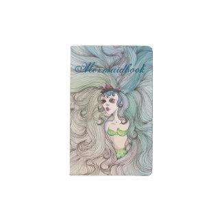 Carnet Moleskine De Poche Mermaidbook