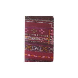 Carnet Moleskine De Poche Motifs de coussin de textile