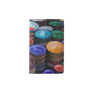 Carnet Moleskine De Poche Plats marocains au marché