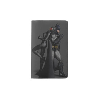 Carnet Moleskine De Poche Ville | Batman de Batman Arkham et Catwoman