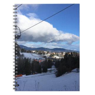 Carnet Montagne de ski