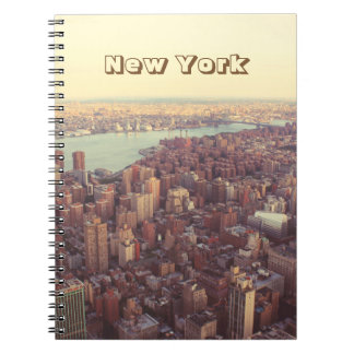 Carnet New York, Etats-Unis