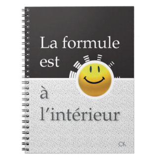 Carnet Note Book. 80 pages. Agraffstudio