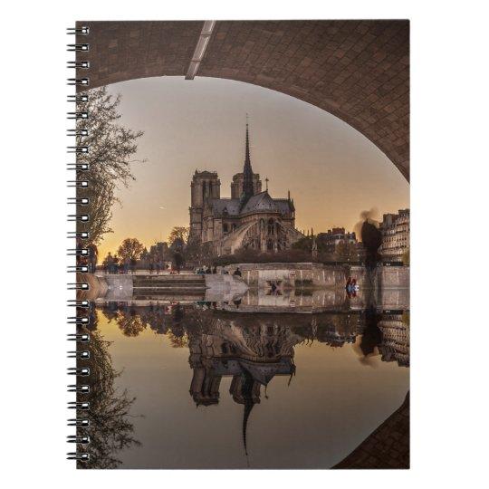 Carnet Notre-Dame, PAris, France