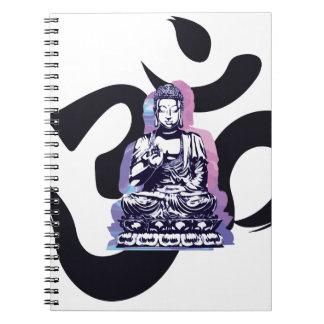 Carnet Ohm Bouddha