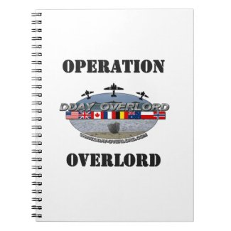 Carnet Operation Overlord 1944