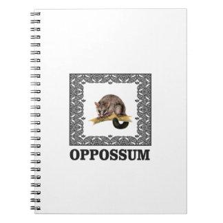 Carnet opossum d'opa