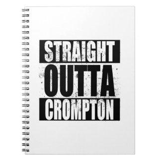 Carnet Outta droit Crompton (Oldham)