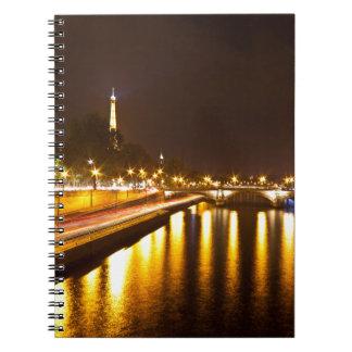 Carnet Paris - Tour Eiffel #6